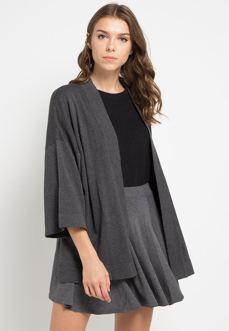 Marina cardigan grey