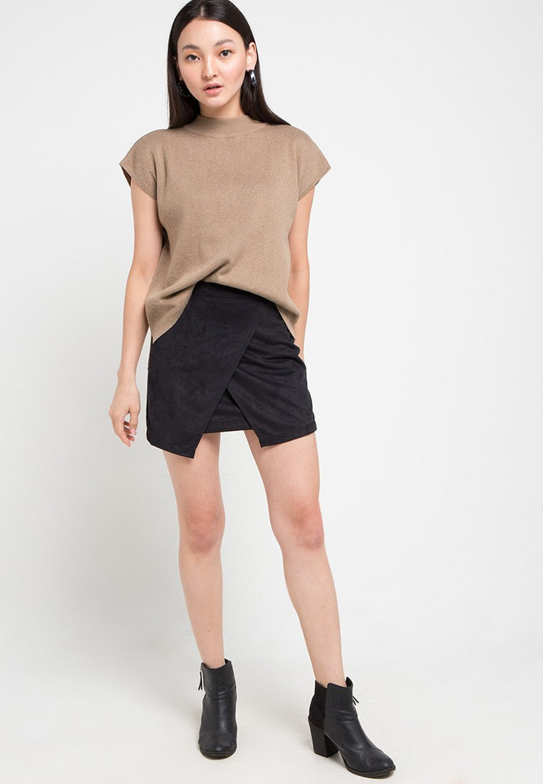 NET SHORT SLEEVE - BROWNMEL