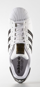 Adidas Superstar M White/Black  C77124