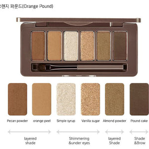 [SKINFOOD] Mineral Sugar Blend Eyes 1g*6