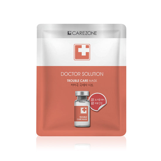 [CAREZONE] Doctor Solution Trouble Care Mask 27ml