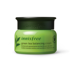 [Innisfree] Green Tea Balancing Cream 50ml