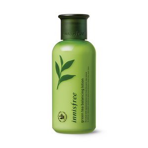 [Innisfree] Green Tea Balancing Lotion 160ml