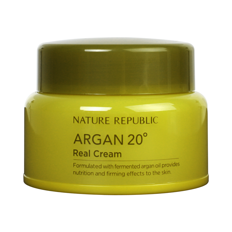 [Nature Republic] Argan 20˚ Real Cream 50ml