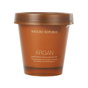 [Nature Republic] Argan Essential Deep Care Hair Pack 200ml