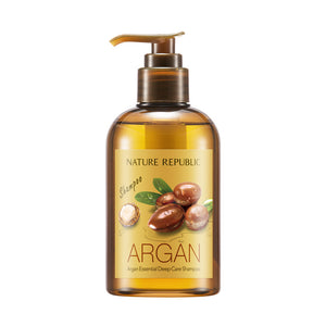 [Nature Republic] Argan Essential Deep Care Shampoo 300ml