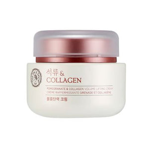 [The Face Shop] Pomegranate And Collagen Volume Lifting Cream 100ml