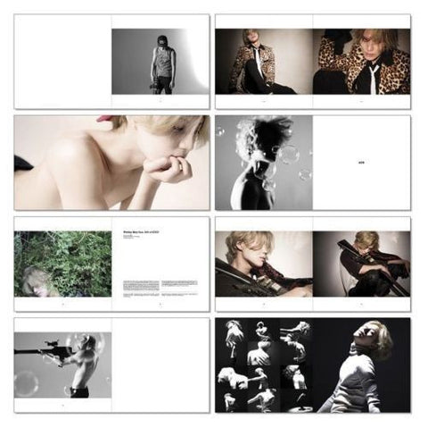 [K-POP] SHINEE TAEMIN-[ACE] 1st Mini Album CD+80p Photo Book+1p Card K-POP Sealed