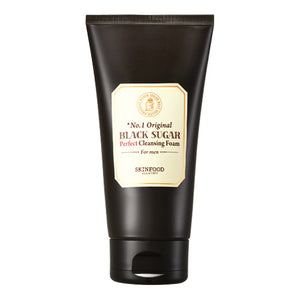 [SKINFOOD] Black Sugar Perfect Cleansing Foam For Men 150ml