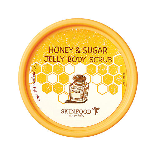 [SKINFOOD] Honey&Sugar Jelly Body Scrub 200g
