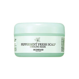 [SKINFOOD] Peppermint Fresh Scalp Cooling Mask 200ml