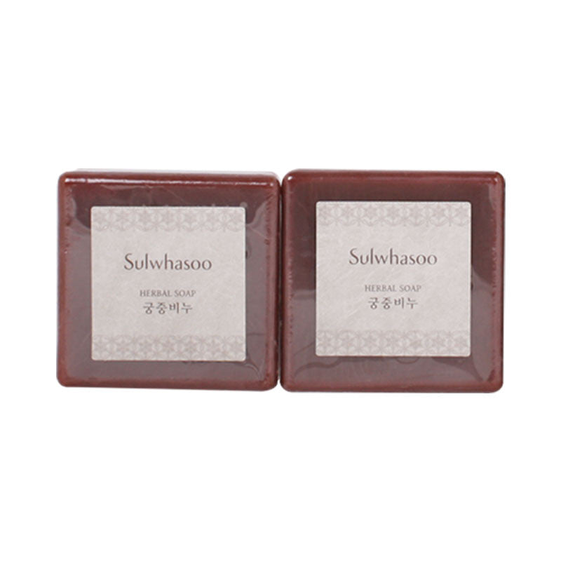 [Sulwhasoo] Herbal Soap (100g*2)