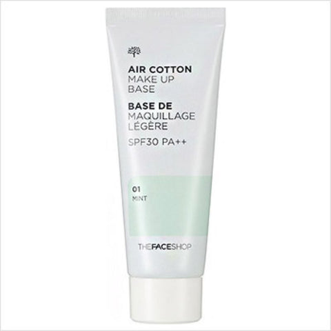 [The Face Shop] Air Cotton Makeup Base 40ml SPF30/PA++