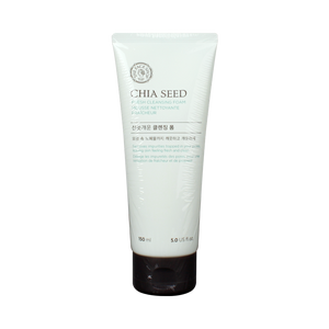 [The Face Shop] Chia Seed Fresh Cleansing Foam 150ml