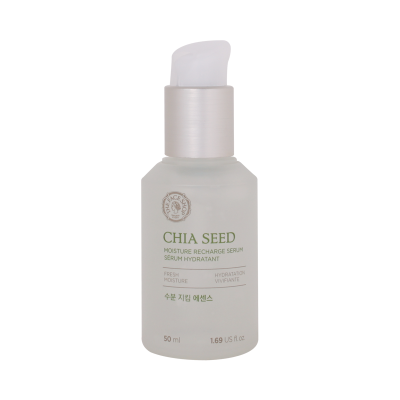 [The Face Shop] Chia Seed Moisture Recharge Serum 50ml