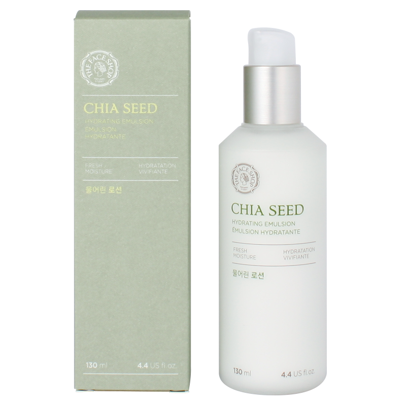 [The Face Shop] Chia Seed Watery Lotion 130ml