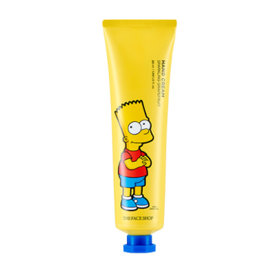[THE FACE SHOP] [The Simpson] Hand Cream