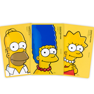 [THE FACE SHOP] [The Simpson] Character Mask
