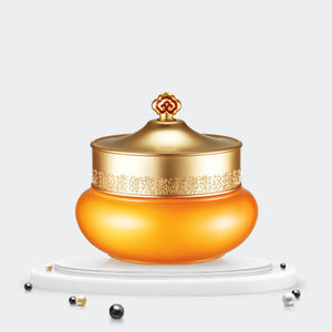 [The History of Whoo] Gongjinhyang Cream Cleanser 210ml