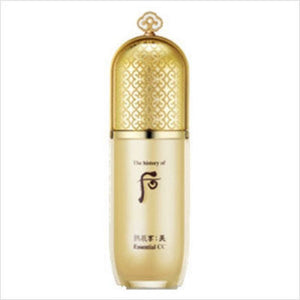 [The History of Whoo] Gongjinhyang Mi Essential CC SPF25/PA++ 40ml