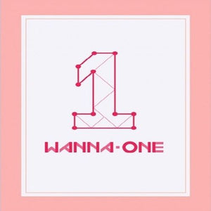 [K-POP] Wanna One-1st Mini Album Pink Ver CD+Sleeve+Card+Booklet+Flipbook+Ticket Produce