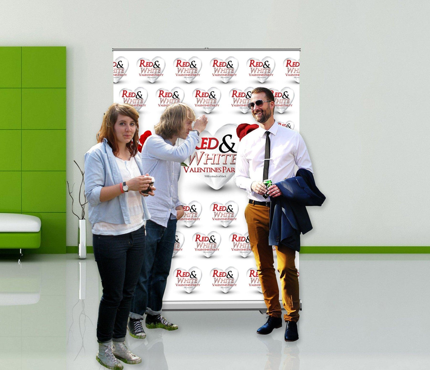 Roller Banners 1500mm x 2000mm (prices based on 1 artwork) - printexpert.co.uk
