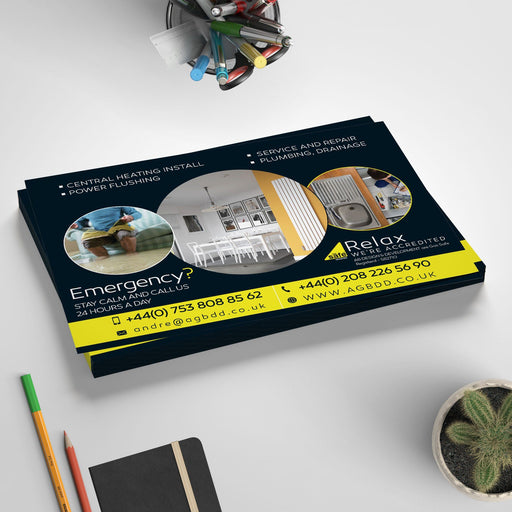 A6 Leaflets 170gsm - printexpert.co.uk