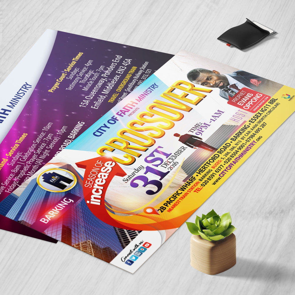 DL Flyers 250gsm - printexpert.co.uk