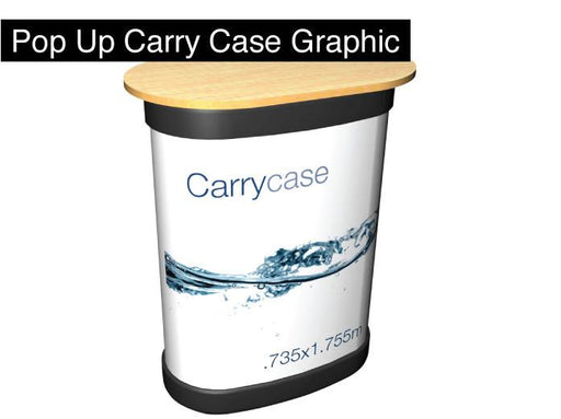 Pop Up Carry Case Graphic