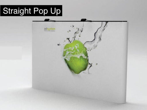 Straight Up Display (single sided) - printexpert.co.uk
