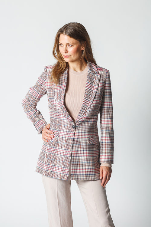MAXIMA I Hochwertiger Business Statement Longblazer