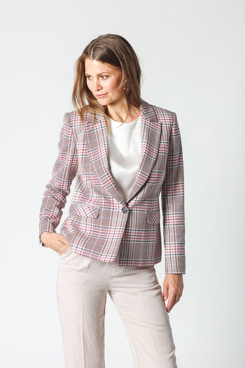 MAXIMA I Hochwertiger Business Statement Blazer
