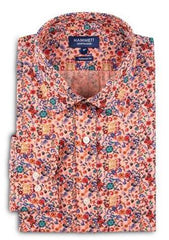 Colourful paisley shirt