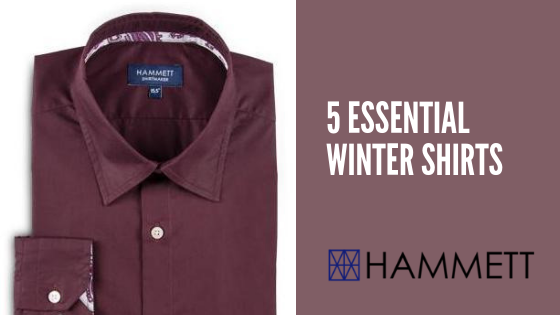 Hammett Winter Shirts