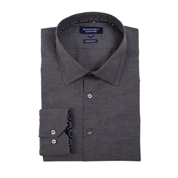 The SEATTLE - Men's Grey Shirt