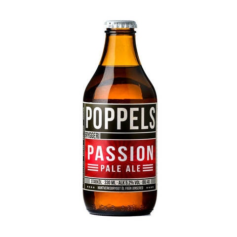 Passion Pale Ale Bio