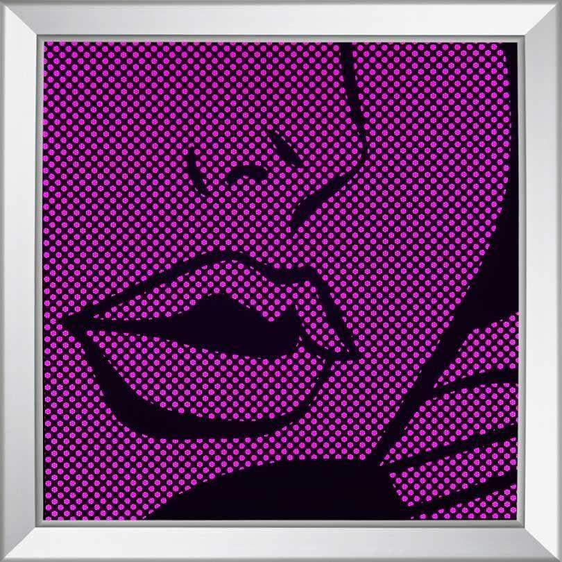 Hot Pris Girl -LED artwork wi-fi multicolored red pink green neon lights interchangeable lips sensual home décor piece modern minimalist unique design perfect present women man high-end premium quality safe easy to install Bluetooth technology  LED Art Piece- Wi-Fi Controlled Art Piece- Sensual LED Light Home Décor- Modern and Minimalist Neon Light- Multicolor Art Design- Perfect Present for Home Décor Lovers
