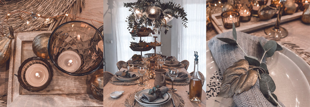 tableware, poner la mesa, table setting