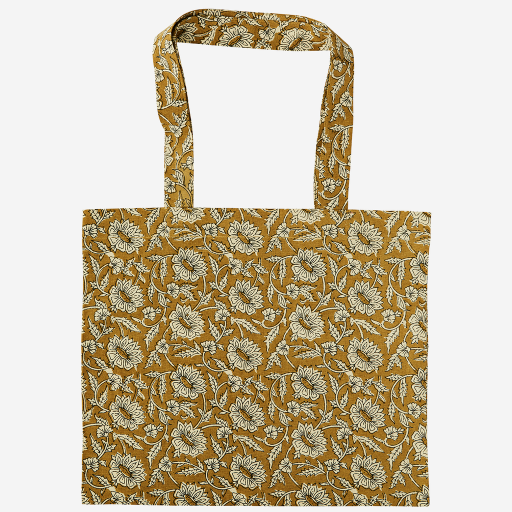 Bolso de mano.Printed tote bag. Madam Stoltz. Decoración. Decor.
