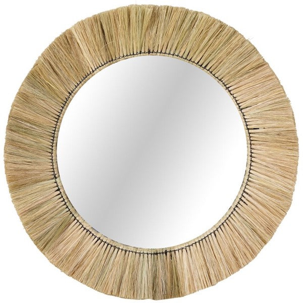 Espejo caña natural.Natural cane mirror.Foimpex.Decoración.Decor.jpg