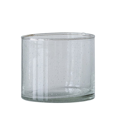 Vaso Cristal Burbujas.  Glass Bubble Cup. Vajilla. Table ware. Bloomingville. Decoración. Decor. Nomad Estilo.
