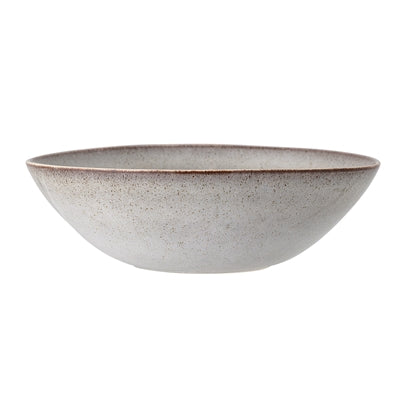 Bol Sandrine gris. Sandrine gray bowl. Bloomingville. Vajilla. Tableware Decoración. Decor. Nomad Estilo.