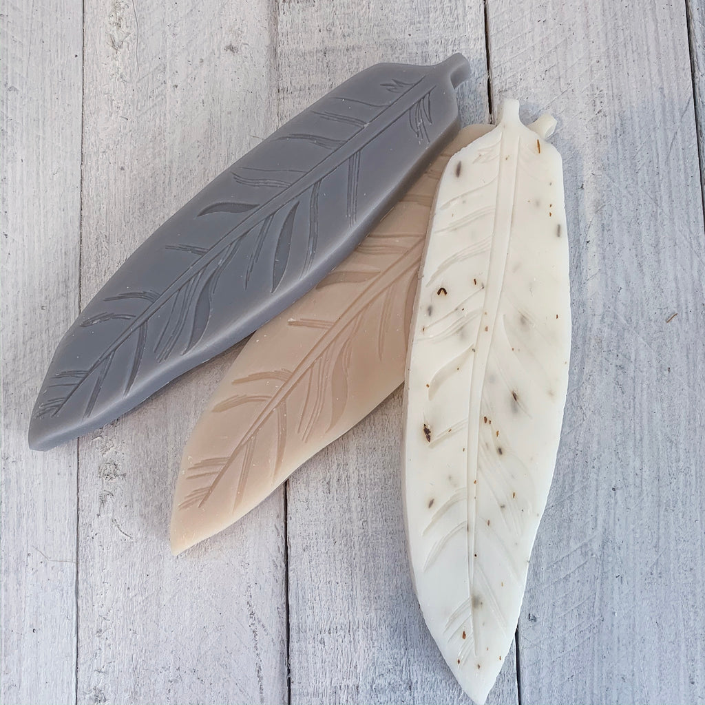 Feather Soap