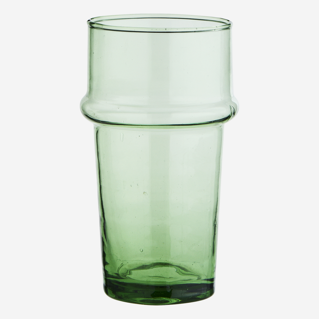 Green Beldi Glass