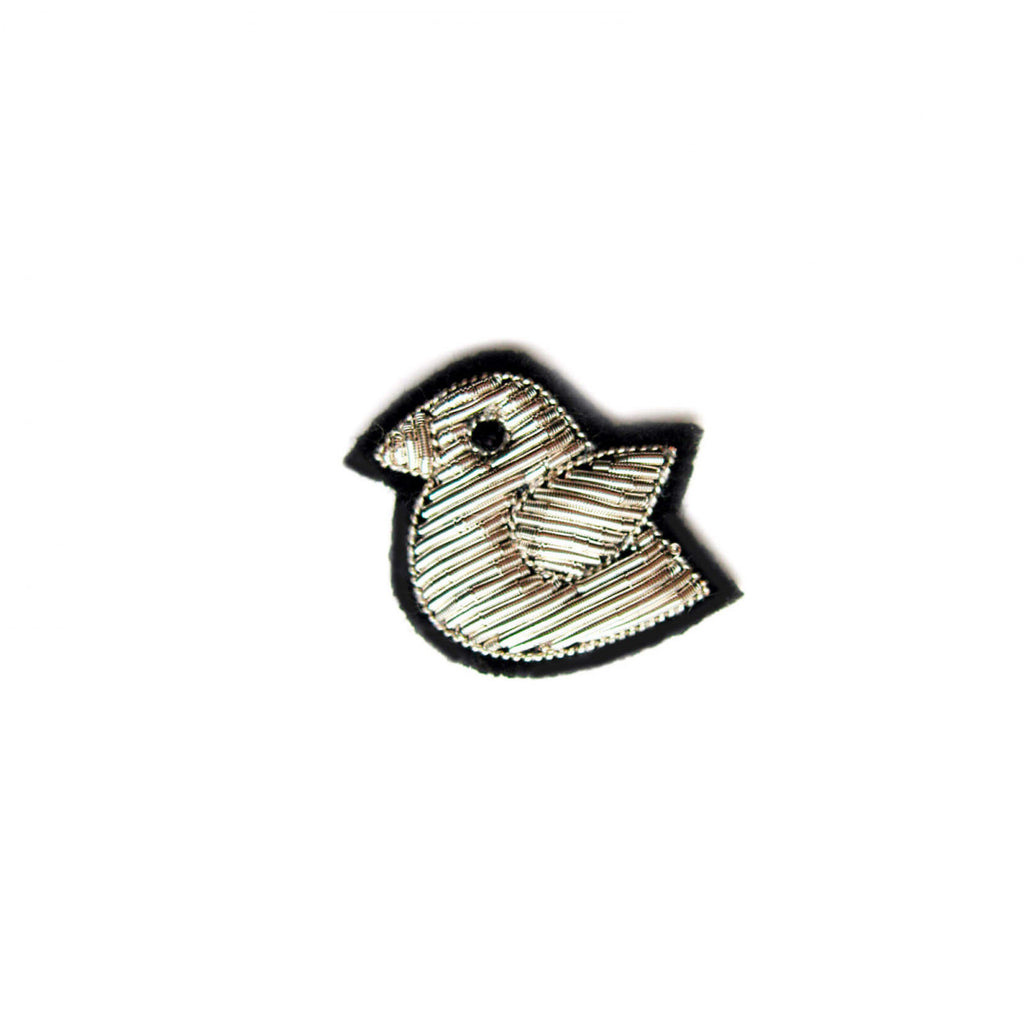 Broche Pajarito. Birdie brooch.Macon&Lesquoy. Decoración.Decor