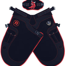 Scientific Horseshoeing Leather Chaps