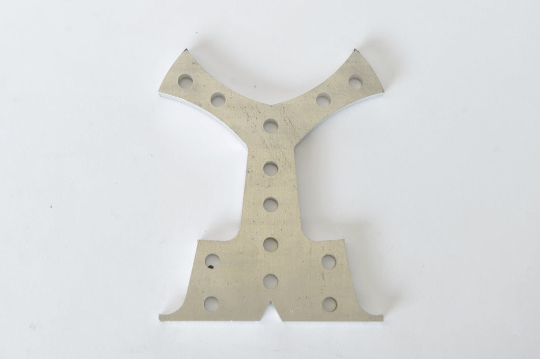 Thera-Kit Spider Plate Aluminium