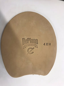 Deplano Leather Pads 7mm