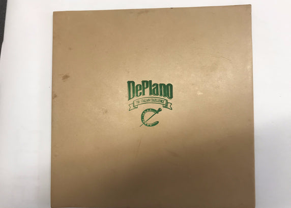 Deplano Leather Square Pads 7mm