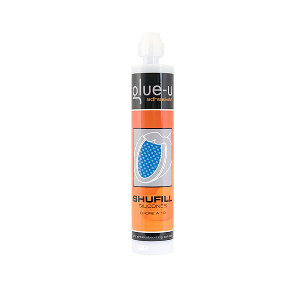 Glue-U Shufill Silcone Hoof Packing